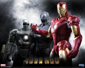 Desktop Wallpaper: Characters from Iron...