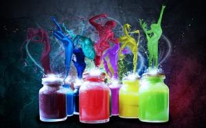 Desktop Wallpaper: Colouring