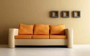 Desktop Wallpaper: Sofa