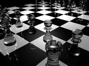 Chess - скачать обои на рабочий стол