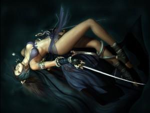 Desktop Wallpaper: Lara Croft