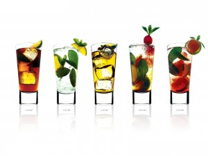 Desktop Wallpaper: Cocktail Party