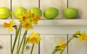 Desktop Wallpaper: Green Eggs