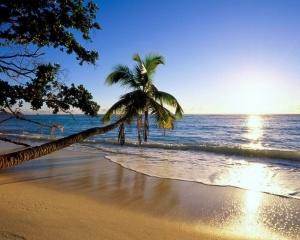 Sunrise on the Beach - скачать обои на рабочий стол