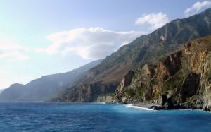 Desktop Wallpaper: Crimean Mountains