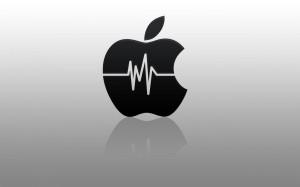 Desktop Wallpaper: Apple Symbol