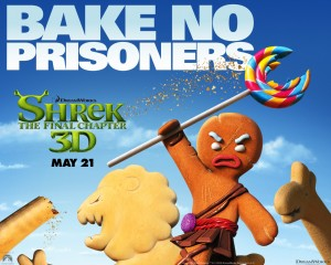 Desktop Wallpaper: Bake No Prisoners