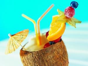 Desktop Wallpaper: Summer Cocktail