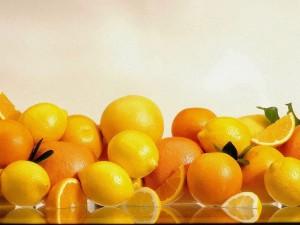 Desktop Wallpaper: Citruses