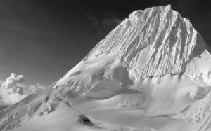 Desktop Wallpaper: Snowy Peak
