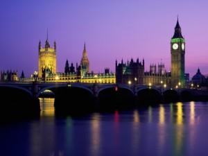Desktop Wallpaper: Night in London
