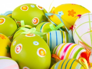 Desktop Wallpaper: Easter Decoration
