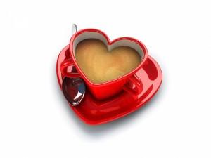 Desktop Wallpaper: Coffee for Lovers