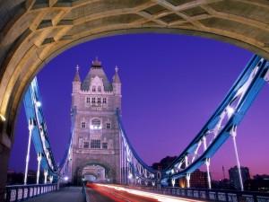 Tower Bridge - скачать обои на рабочий стол