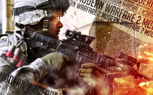 Desktop Wallpaper: Call of Duty: Modern...