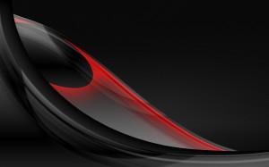Desktop Wallpaper: Black-n-red