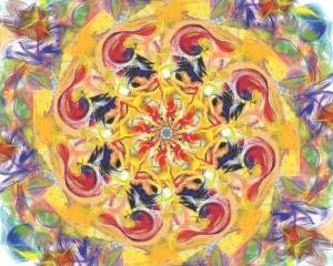 Desktop Wallpaper: Kaleidoscope