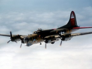 Desktop Wallpaper: Aircraft B-17