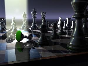 Desktop Wallpaper: Checkmate