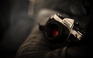 Nikon - скачать обои на рабочий стол