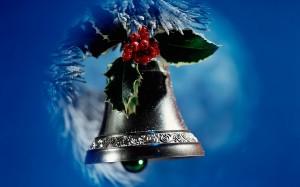 Desktop Wallpaper: Christmas Bell