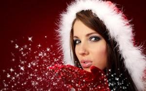 Desktop Wallpaper: Snow Maiden