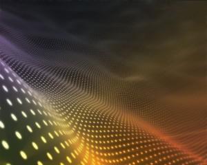 Desktop Wallpaper: Vista Lights Field