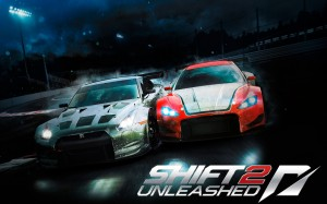 Desktop Wallpaper: Need for Speed: Shif...
