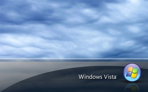 Desktop Wallpaper: Vista Sky