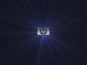 Desktop Wallpaper: HP Silver
