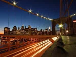 Evening Lights - скачать обои на рабочий стол