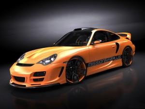 Desktop Wallpaper: Porsche