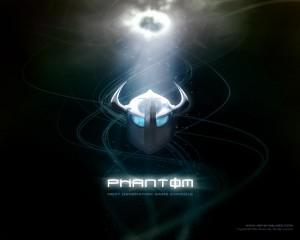 Desktop Wallpaper: Phantom Helmet