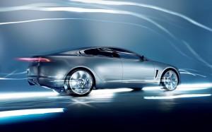 Desktop Wallpaper: Jaguar C-X