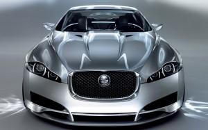 Desktop Wallpaper: Jaguar C-XF