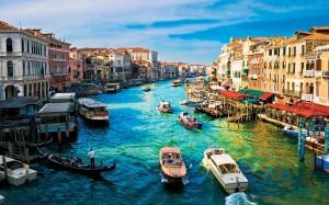 Desktop Wallpaper: Venice