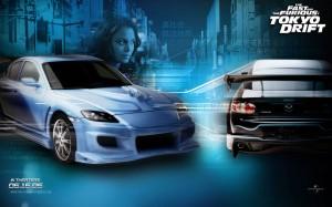 Desktop Wallpaper: Street Racing in Tok...