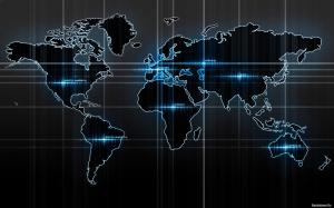 World Map - скачать обои на рабочий стол