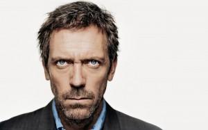 Desktop Wallpaper: Hugh Laurie