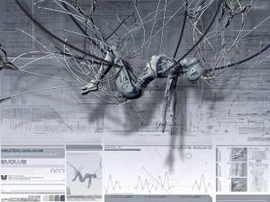 Desktop Wallpaper: Artificia Evolution