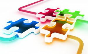 Desktop Wallpaper: Chromatic Puzzle