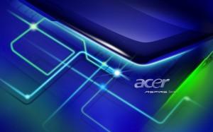 Desktop Wallpaper: Acer Aspire Logo