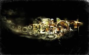 Desktop Wallpaper: Retro