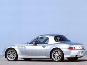 Desktop Wallpaper: BMW Z3