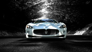 Desktop Wallpaper: Maserati