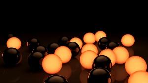 Desktop Wallpaper: 3d-balls