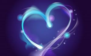 Desktop Wallpaper: Love and Heart