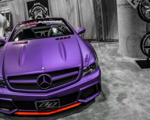 Desktop Wallpaper: Purple Neon
