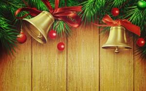 Desktop Wallpaper: Golden Bells