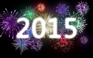 Desktop Wallpaper: Happy New 2015 Year!